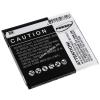 Powery Utángyártott akku Samsung Altius NFC