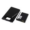 Powery Utángyártott akku Samsung GT-I9100 3200mAh fekete