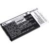 Powery Utángyártott akku Samsung SM-G906 NFC Chip