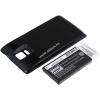 Powery Utángyártott akku Samsung SM-N910P 6400mAh fekete