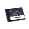 Powery Utángyártott akku Samsung ST76