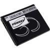 Powery Utángyártott akku Samsung típus AB483640BE
