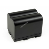 Powery Utángyártott akku Sharp VL-H870 3400mAh fekete