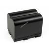 Powery Utángyártott akku Sharp VL-MX1 3400mAh fekete
