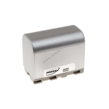 Powery Utángyártott akku Sony DCR-PC2E 3000mAh sony videókamera akkumulátor