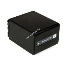 Powery Utángyártott akku Sony HDR-CX190E sony videókamera akkumulátor