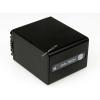 Powery Utángyártott akku Sony HDR-UX20 3900mAh