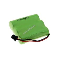 Powery Utángyártott akku Sony típus FF5500 vezeték nélküli telefon akkumulátor