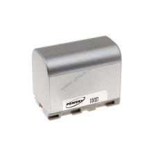 Powery Utángyártott akku Sony típus NP-F20 sony videókamera akkumulátor