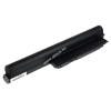 Powery Utángyártott akku Sony típus VGP-BPS26A 7800mAh fekete
