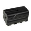 Powery Utángyártott akku Sony videokamera CCD-TR718 4600mAh
