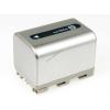 Powery Utángyártott akku Sony videokamera DCR-PC104E 3000mAh ezüst
