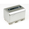 Powery Utángyártott akku Sony videokamera DCR-PC120E 3000mAh ezüst
