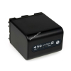 Powery Utángyártott akku Sony Videokamera DCR-TRV24 4500mAh Antracit és LED kijelzős