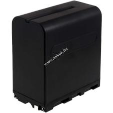 Powery Utángyártott akku Sony videokamera DCR-VX9000 10400mAh sony videókamera akkumulátor