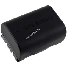 Powery Utángyártott akku videokamera JVC GZ-HM300 890mAh (info chip-es) jvc videókamera akkumulátor