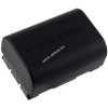 Powery Utángyártott akku videokamera JVC GZ-MS250BEU 890mAh (info chip-es)