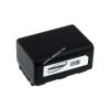 Powery Utángyártott akku videokamera Panasonic SDR-S50K