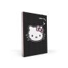 Pp Füzetbox A4 - 1-884A - Hello Kitty Black P+P <10db/dob>