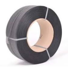 PP Pántszalag fekete 12 mm 11,5kg ragasztószalag