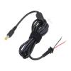 PRC Táp dugó, 5,5*1,7*12mm, szerelhető vég  kábel Acer notebookokhoz KOM0256