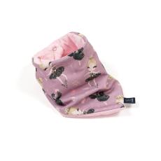 Prémium baba-és gyereksál - Balerinák rózsaszín velvettel