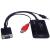 PremiumCord VGA + Audio Converter -&gt, HDMI