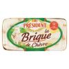 Président Brique de Chavre zsíros, lágy kecskesajt 150 g