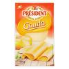 Président Gouda szeletelt sajt 100 g
