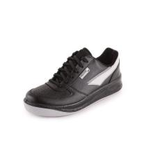 Prestige Sportos bőr félcipő PRESTIGE, fekete, méret: 43