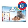 PreVital teljes értékű állateledel felnőtt macskák számára csirkével és pulykával 4 x 85 g