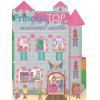 - PRINCESS TOP - MEDIEVAL CASTLE (GREY)
