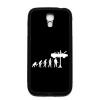 PRINTFASHION Autószerelő fejlődés - Telefontok - Fekete hátlap