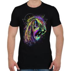PRINTFASHION Az elpusztíthatatlan - Férfi póló - Fekete