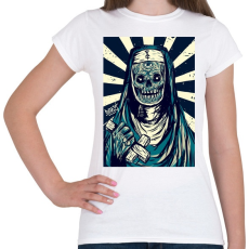 PRINTFASHION BeastDesign - Női póló - Fehér