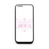 PRINTFASHION csillag-2005-pink - Telefontok - Fehér hátlap