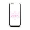 PRINTFASHION csillag-2009-pink - Telefontok - Fehér hátlap