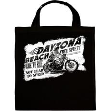 PRINTFASHION Daytona - Vászontáska - Fekete
