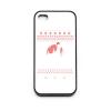 PRINTFASHION Dobermann karácsony mintás - Telefontok - Fehér hátlap