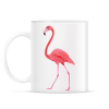 PRINTFASHION Flamingós póló - Bögre - Fehér