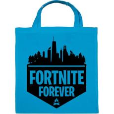 PRINTFASHION Fortnite Forever - Vászontáska - Kék