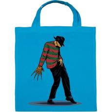 PRINTFASHION Freddy tánc - Vászontáska - Kék