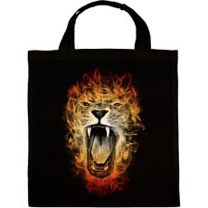 PRINTFASHION Inferno - Vászontáska - Fekete