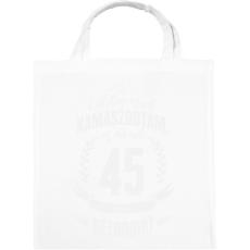 PRINTFASHION kamasz-45-white - Vászontáska - Fehér