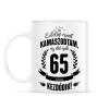 PRINTFASHION kamasz-65-black - Bögre - Fehér