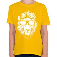 PRINTFASHION Lazaság - Gyerek póló - Sárga