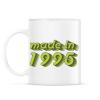 PRINTFASHION made-in-1995-green-grey - Bögre - Fehér
