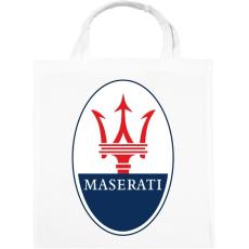 PRINTFASHION Maserati - Vászontáska - Fehér