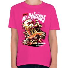 PRINTFASHION Mr Delicious - Gyerek póló - Helikónia
