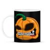 PRINTFASHION Pumpkin - Bögre - Fekete